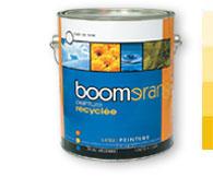 Pot boomerang acrylique